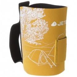 Неопреновый чехол Jetboil Cozy Flash (Orange w.Line Art)