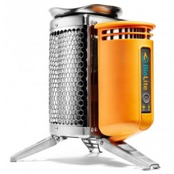 Горелка-зарядка на дровах BioLite CampStove with Flexlight