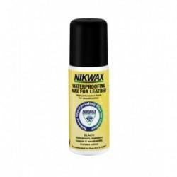 Пропитка для изделий из кожи Nikwax Waterproofing Wax for Leather Black 125 ml