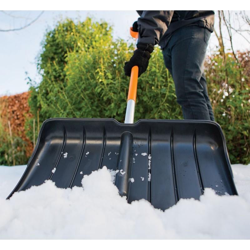 Лопаты для уборки снега ледорубы