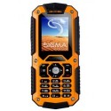 Sigma mobile X-treme IT67 khaki