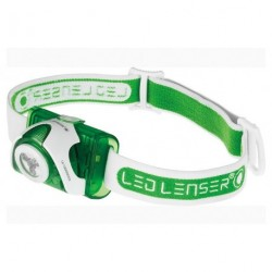 Фонарь Led Lenser SEO 3 Green