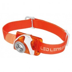 Фонарь Led Lenser SEO 3 Orange