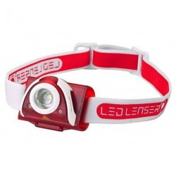 Фонарь Led Lenser SEO 5 Red