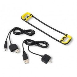 Powertraveller Powermonkey eXtreme Aqua strap