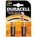 Батарейки Duracell AA