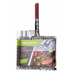 Двойная решетка для гриля с антипригарным покрытием BQ-68 Кемпинг