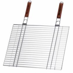 Двойная решетка с двумя ручками BQ-75 Кемпинг
