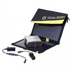 Солнечное зарядное устройство Goal Zero Sherpa Kit 50