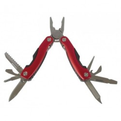 Мини-мультитул Munkees SS Multi Tool Red