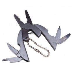 Мини-мультитул Munkees SS Multi Tool Ellipse
