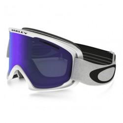Маска Oakley O2 XL Matte White/Violet Iridium