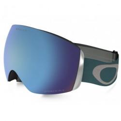 Маска Oakley Flight Deck Aurora Blue Oxide/Prizm Sapphire Iridium