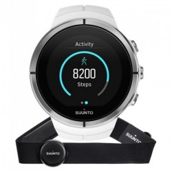 Часы Suunto Spartan Ultra White Chest HR