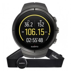 Часы Suunto Spartan Ultra Stealth Titanium Chest HR