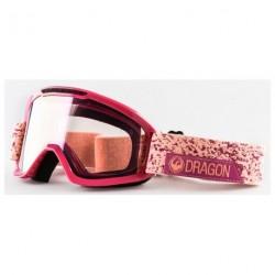 Маска Dragon DX2 Stone Pink/Pink Ion+Amber