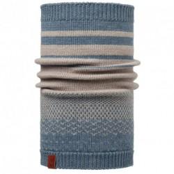 Buff® Knitted Neckwarmer Mawi Stone Blue 2003.754