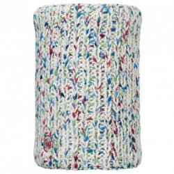 Buff® Knitted&Polar Neckwarmer Yssik Starwhite 113335