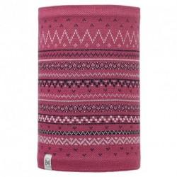 Buff® Knitted&Polar Neckwarmer Hat Edna Purple 113554