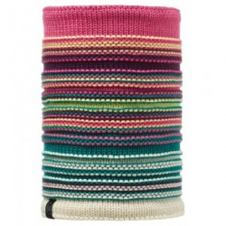 Buff® Knitted&Polar Neckwarmer Neper Magenta 113347