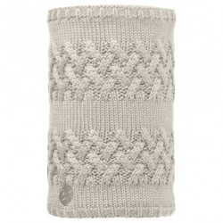 Buff® Knitted&Polar Neckwarmer Savva Cream 113349