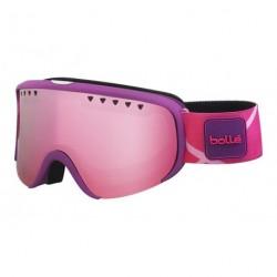 Маска Bolle Scarlett Matte Purple&Pink/Vermillion Gun
