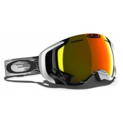 Маска Oakley Airwave 1.5 Hyperdrive/Fire Iridium