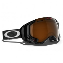 Маска Oakley Airwave 1.5 Silver Text/Black Iridium
