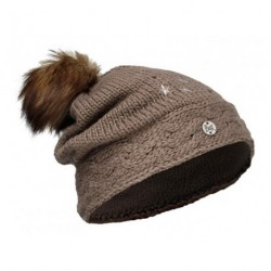 Buff® Junior Knitted&Polar Hat Darsy Brown 113528.325