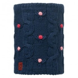 Buff® Junior Knitted&Polar Neckwarmer Dysha Dark Navy 113535.790