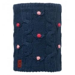 Buff® Junior Knitted&Polar Neckwarmer Dysha Dark Navy 113535.790
