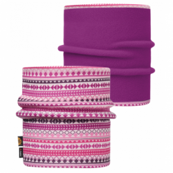 Buff® Junior&Child Reversible Polar Neckwarmer Diamonds Pink 113412.538
