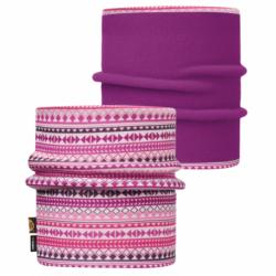 Buff® Junior&Child Reversible Polar Neckwarmer Diamonds Pink 113412.538