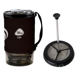 Кружка-котелок Jetboil FluxRing Spare Cup W G Press 1.8 L