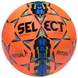 Мяч для футзала Select Futsal Attack