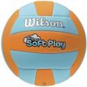 Мяч волейбольный Wilson SUPER SOFT PLAY VB SS14