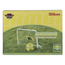 Набор футбольный Wilson SAMBA SOCCER KIT SS14