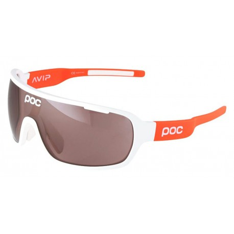 95c9b99c0f2 Очки POC DO Blade AVIP Hydrogen White Zink Orange Violet Light Silver 16.5