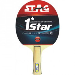 Ракетка для настольного тенниса Stag 1Star