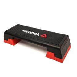 Степ-платформа Reebok Studio Black-Red