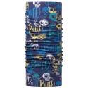 Buff® Junior UV Protection Funny Skulls Dark Navy 115082.790.10.00