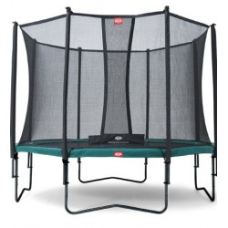 Батут Berg Champion с защитной сеткой Safety Net Comfort 270 см