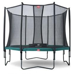 Батут Berg Champion с защитной сеткой Safety Net Comfort 270 см