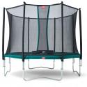 Батут Berg Champion с защитной сеткой Safety Net Comfort 380 см