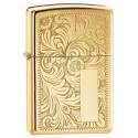 Зажигалка Zippo Venetian Brass 352B