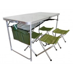 Стол и стулья Ranger ТA 21407+FS21124