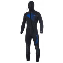 Гидрокостюм BARE Sport Hooded Full 7 mm