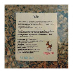Лобио Happy Elk