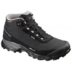 Мужские ботинки Salomon Shelter Spikes CS WP