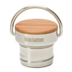 Крышка Klean Kanteen Stainless Unibody Bamboo Cap